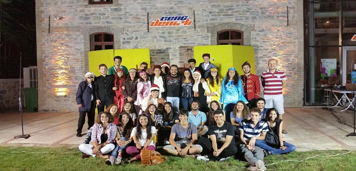 Denizli belediyesi genç denizli tiyatro kulübü etkinlik takvimi