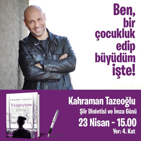 Kahraman Tazeoğlu Denizli
