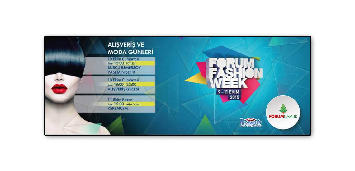 denizli forum çamlık 2015 fashion week etkinlikleri, denizli keremcem, denizli burcu esmersoy