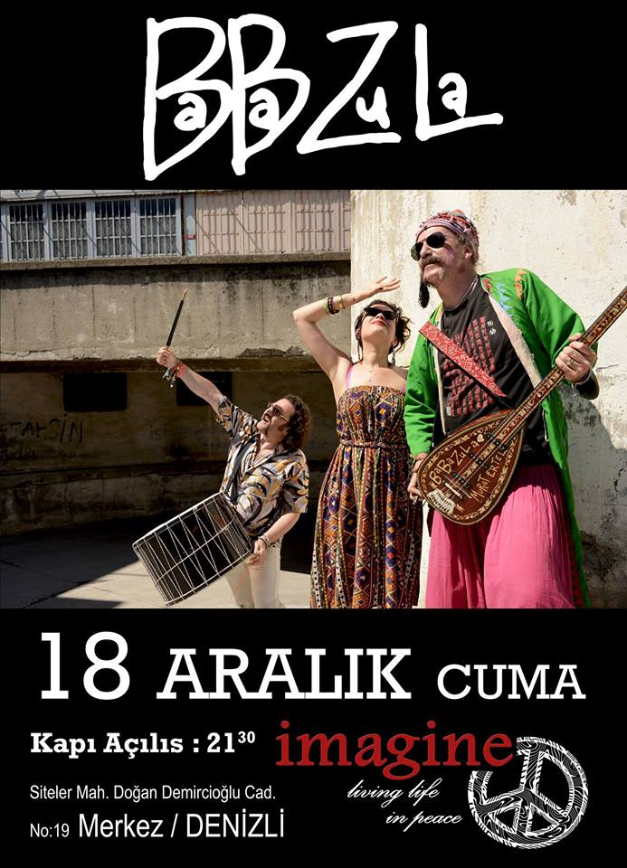 Denizli babazula imagine bar