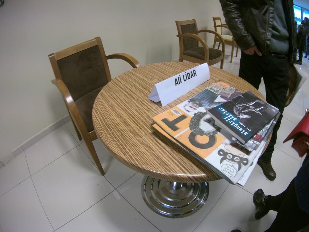 Denizli ot dergi imza halikarnas kültür