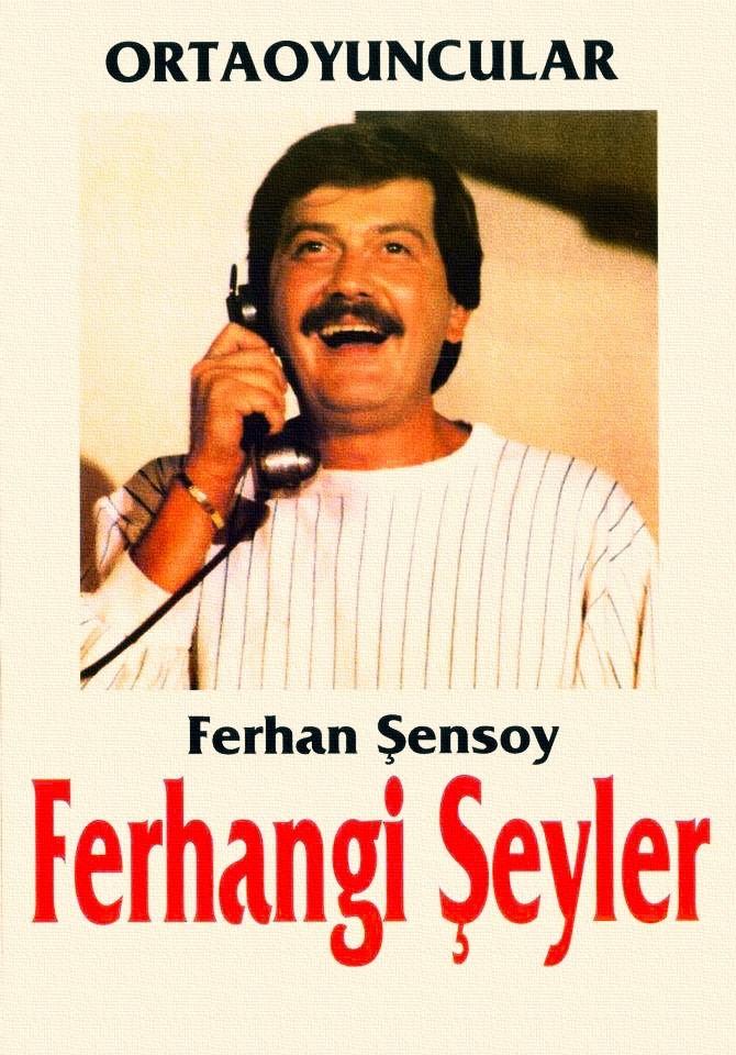 Ferhan Şensoy Denizli Açık Hava Tiyatrosu