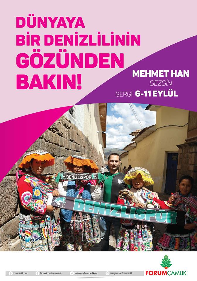 Forum Çamlık Mehmet Han sergi