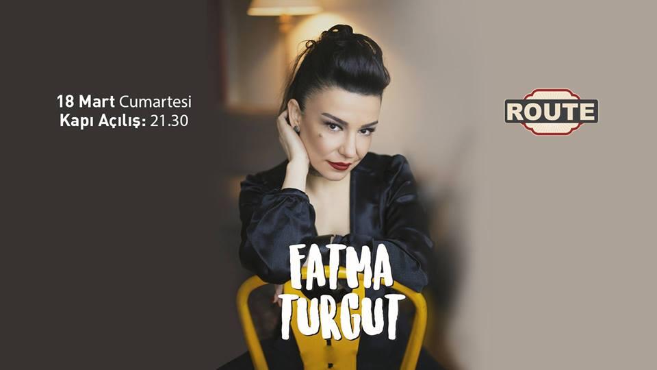 Denizli Fatma Turgut Route