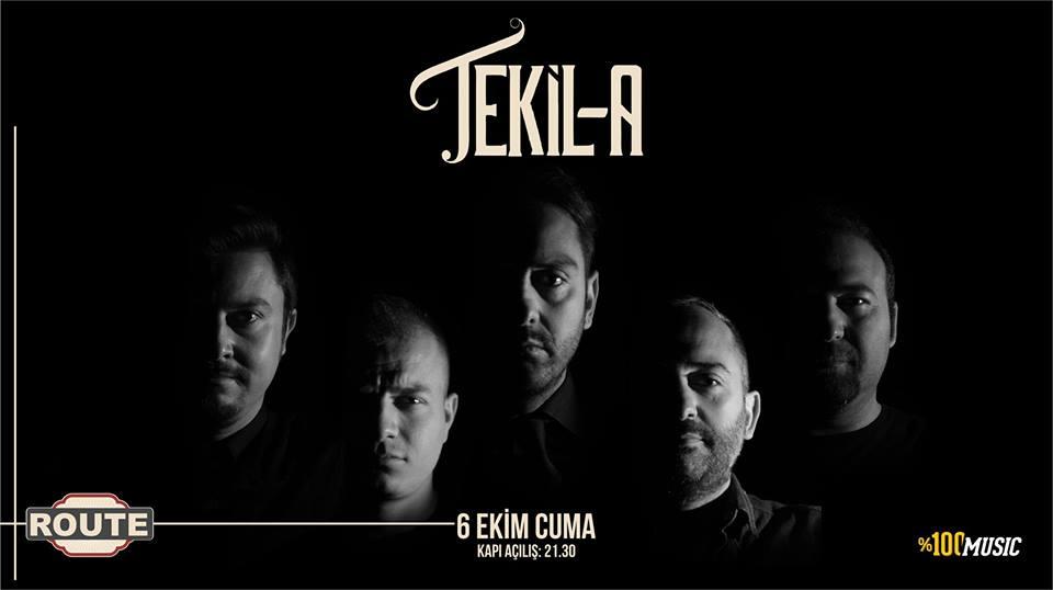 Route Denizli Tekil-a konseri