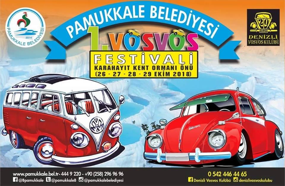 pamukkale belediyesi 1.vosvos festivali