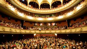 Denizli 33.Uluslararasi amatör tiyatro festivali