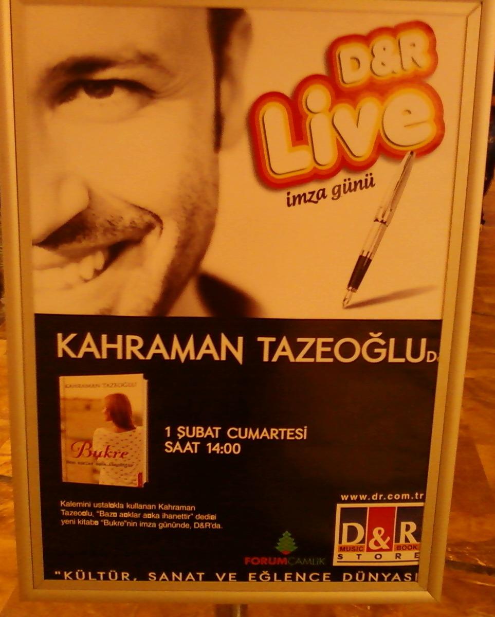 kahraman tazeoğlu forum çamlık